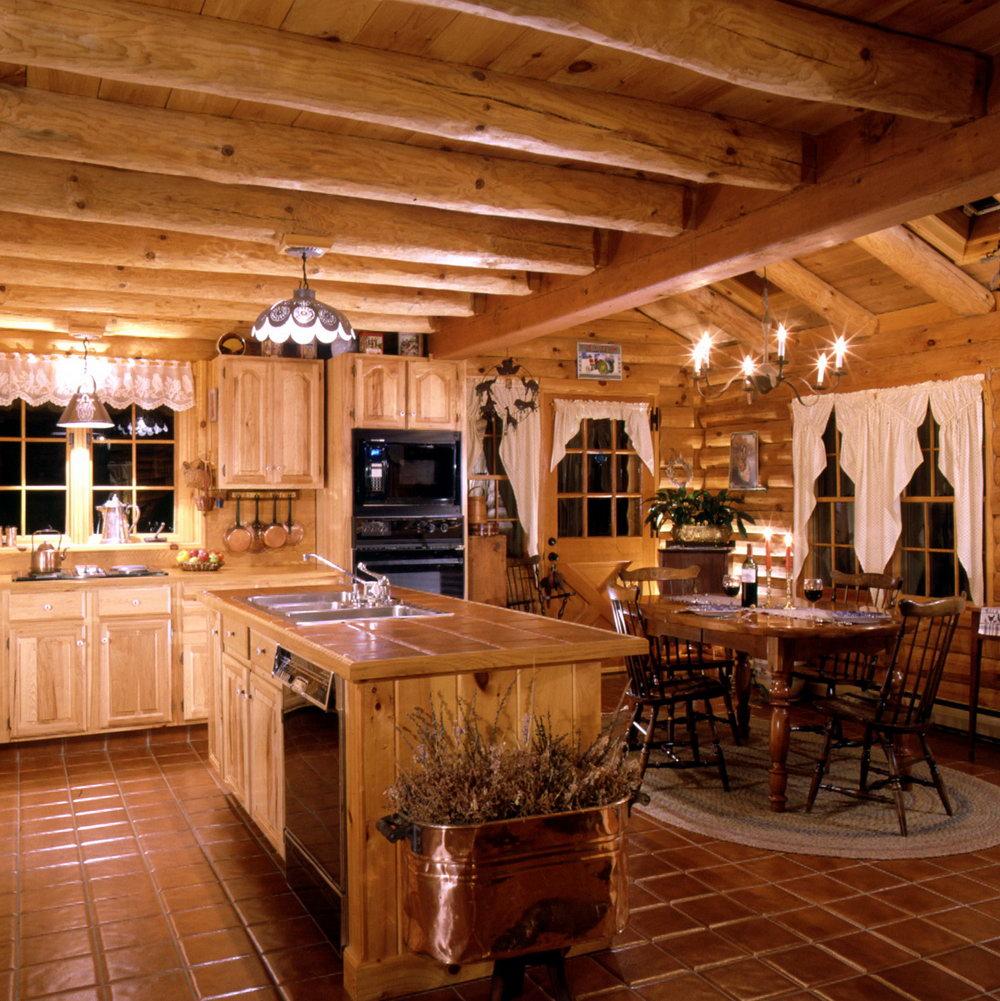 Log Kitchen Cabinets For Sale