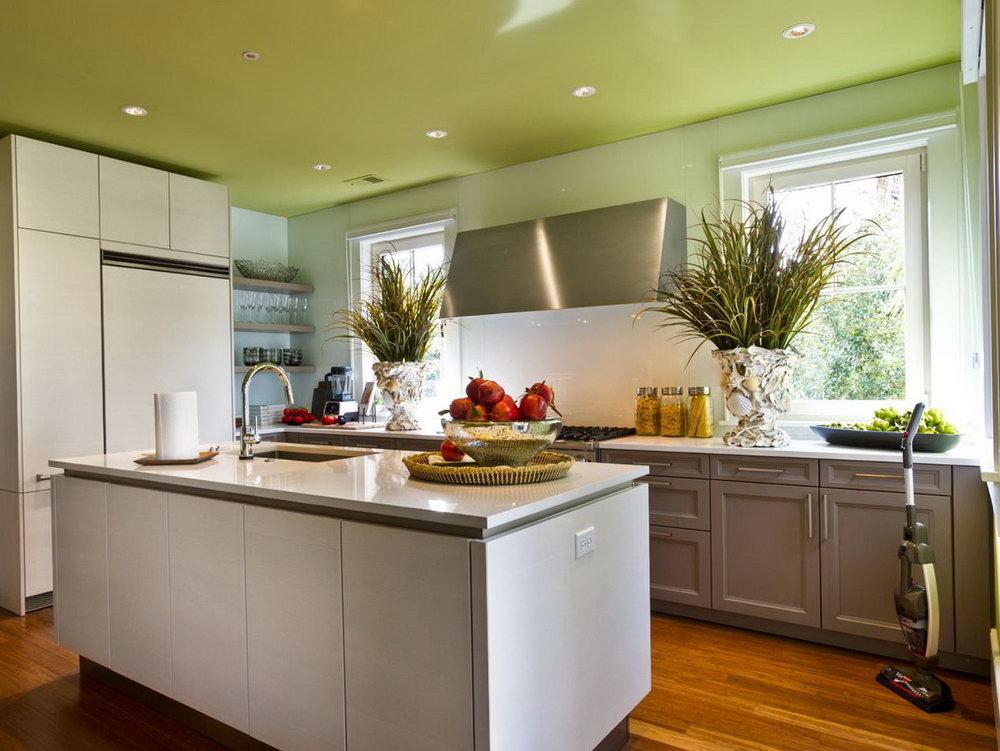 Modern Kitchen Design Cabinets