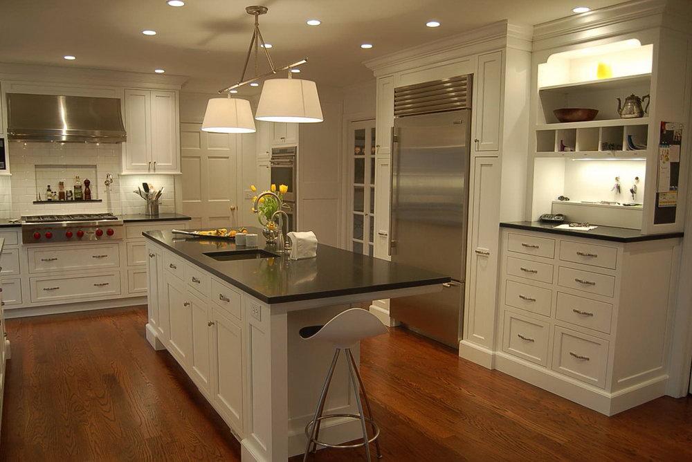 Shaker Cabinet Kitchen Designs