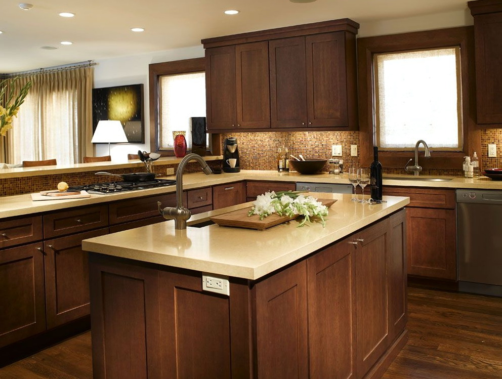 Shaker Cabinet Kitchen Ideas