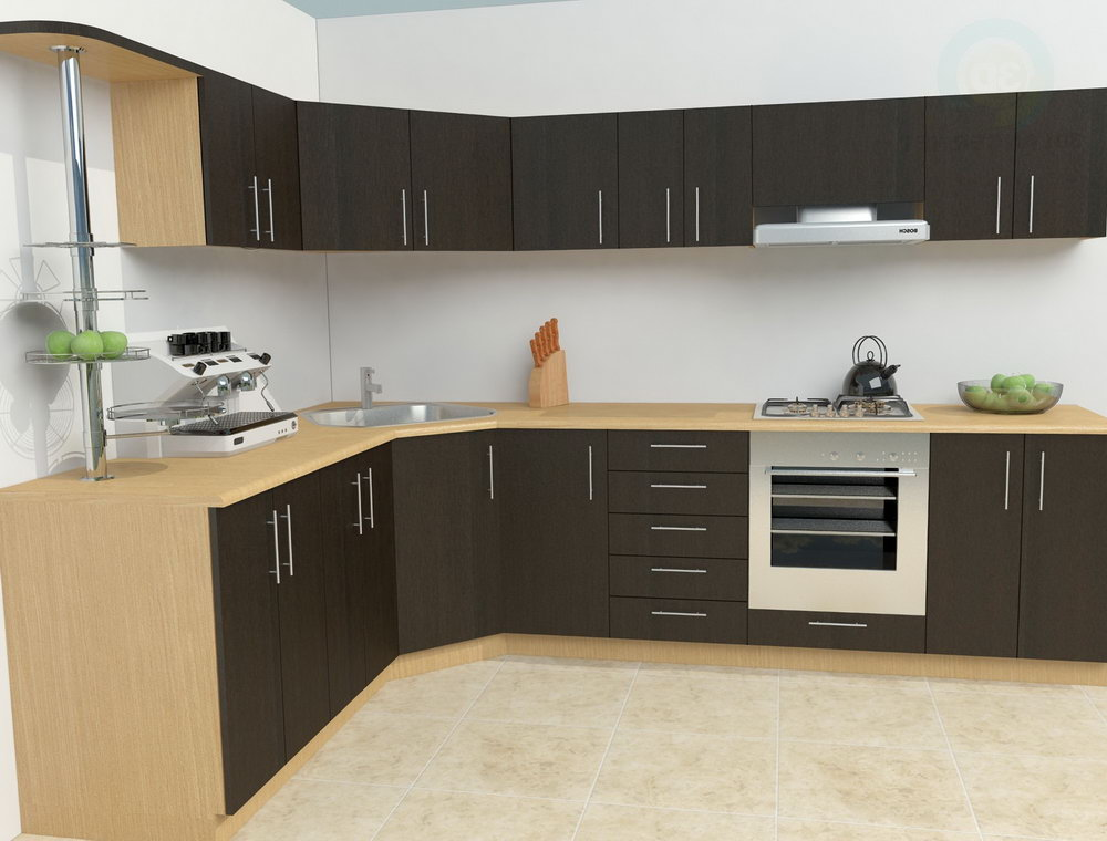 Simple Kitchen Cabinet Design Philippines