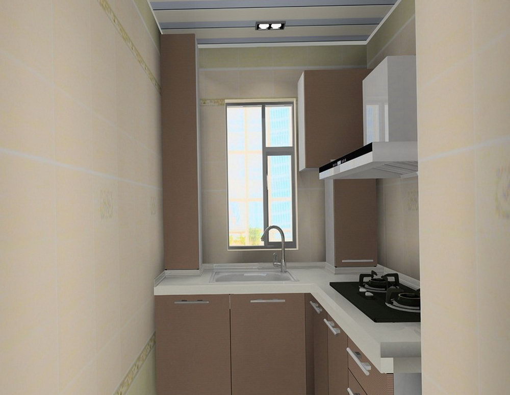 Simple Small Kitchen Cabinet Designs Pictures