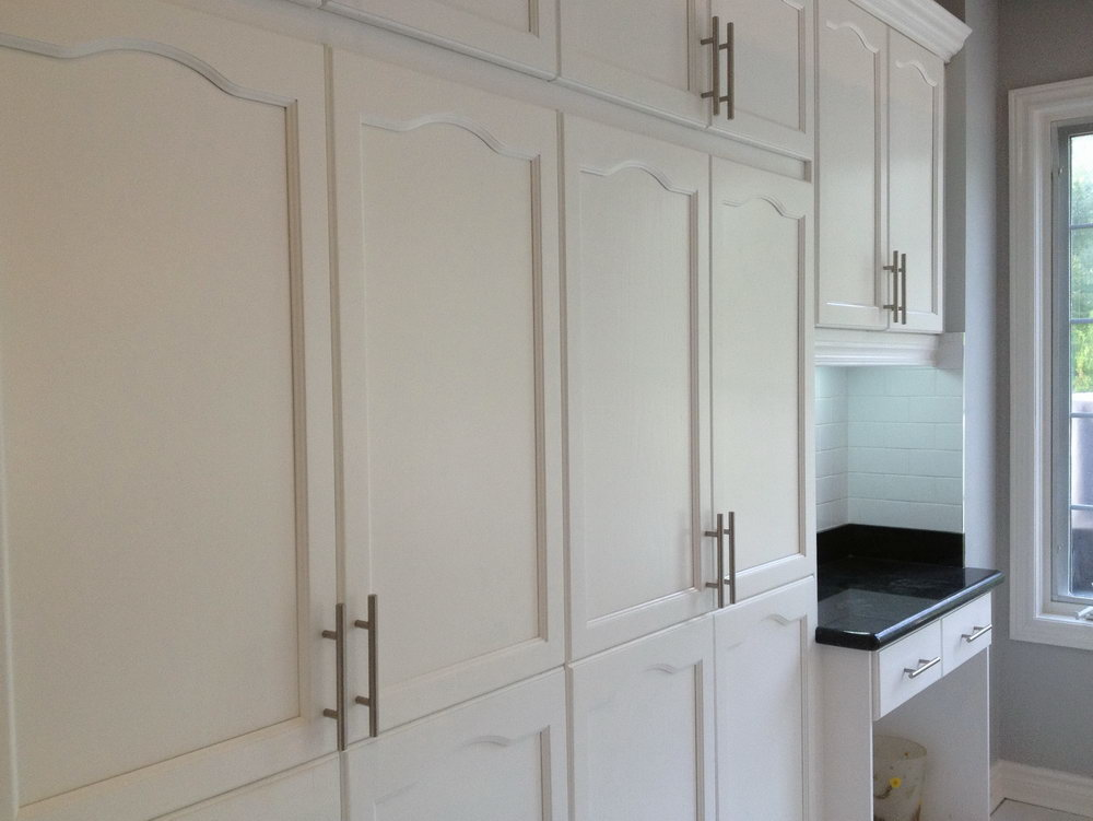 Spray Kitchen Cabinets Belfast
