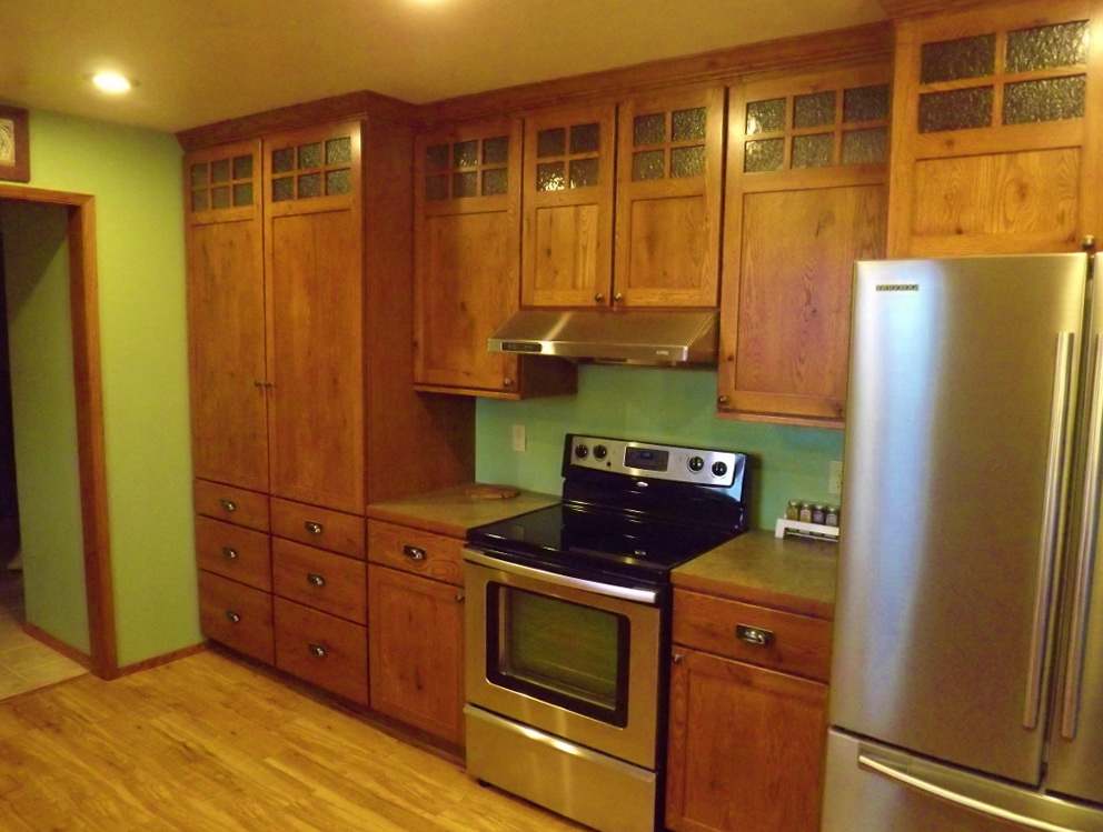 Style Kitchen Cabinets