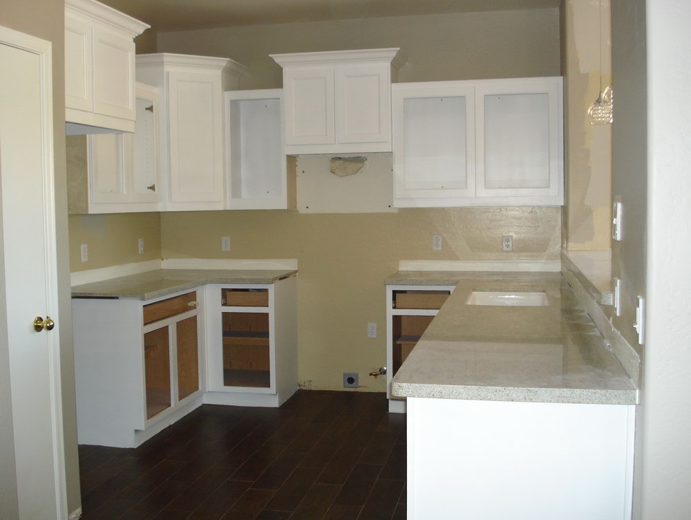 Upper Kitchen Cabinet Depth
