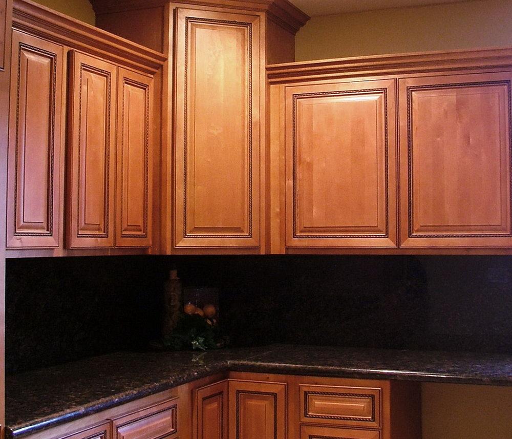 Wall Cabinet Kitchen Design