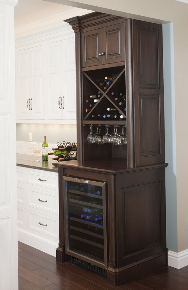 Wine Cabinet Kitchen