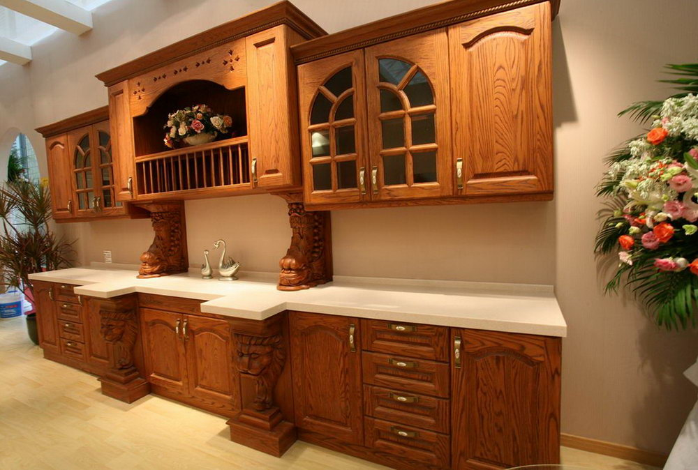 Wood Kitchen Cabinet Colors