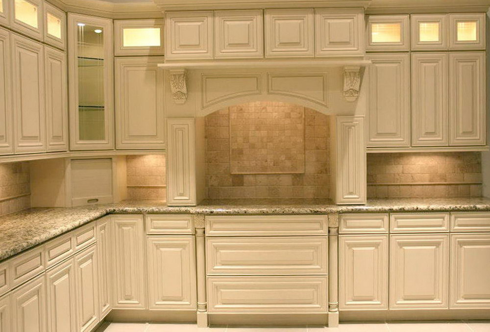Wood Kitchen Cabinets Prices