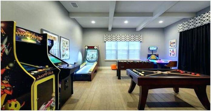 Small Space Game Room Ideas Novocom Top
