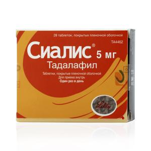 Сиалис препарат для потенции