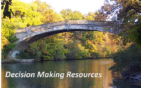 Decision Making Resources Icon