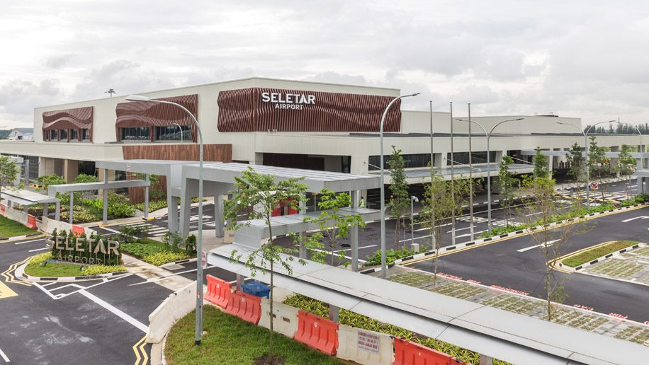 Seletar launches new terminal on Nov 19