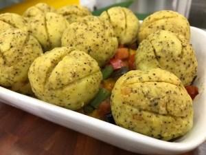 Picadinho de Legumes com Batata-doce