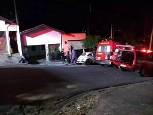 incêndio em casa de Piracicaba