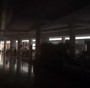 Lojas ficam sem energia após principio de incêndio no Campinas Shopping