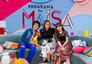 Programa da Maisa 31/08/2019