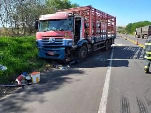 acidente na Comandante João Ribeiro de Barros