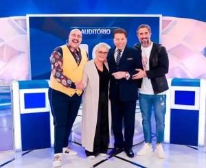 Programa Silvio Santos 01/09/2019
