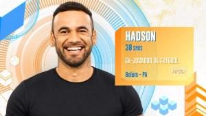 Hadson do BBB20