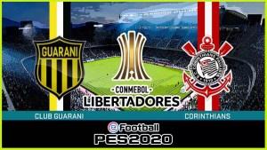 Guarani-PAR x Corinthians