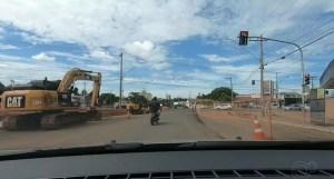 homem arrastado por caminhonete em Rio Preto