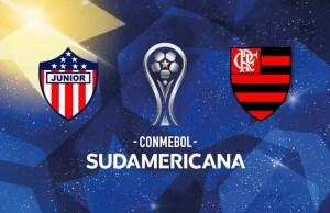 Junior Barranquilla x Flamengo