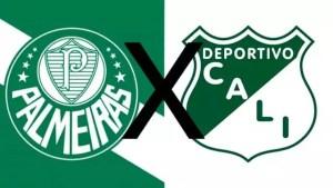 Palmeiras x Deportivo Cali
