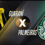 Guarani-Par x Palmeiras