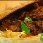 Pulled de Porco: Sanduíche de Porco