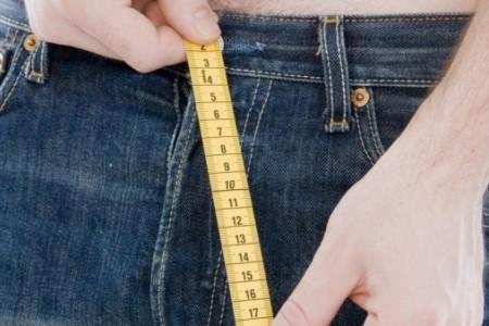 măsurați corect penisul într o stare de erecție)