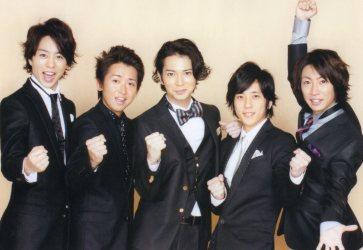 arashi-power-of-five