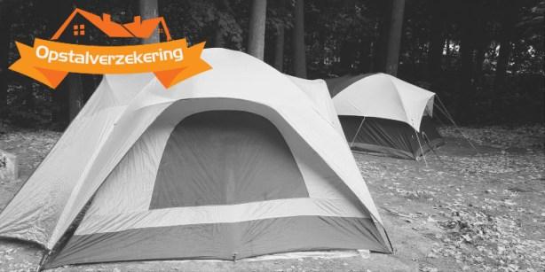 Afbeelding van een tent