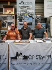 stand Op Stoapel 'Weekend op de helling' Rupelmonde, 2013