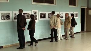 Expo van Alex Suanet op het multidisciplinaire project Verankerd in 2009.