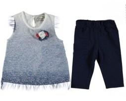 Летний костюм девочка 0-6 лет