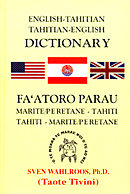 English-Tahitian Tahitian English Dictionary