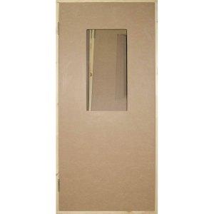 Оргалитовая дверь (под остекление)