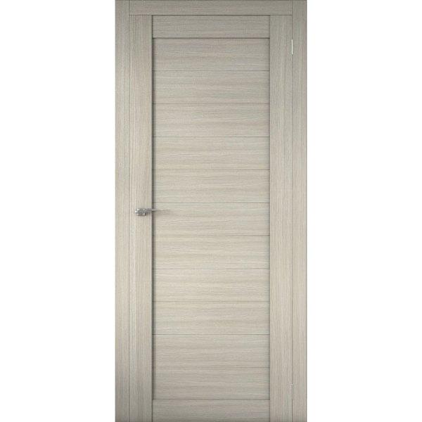 Межкомнатная царговая дверь Р-01 (глухая, неаполь)