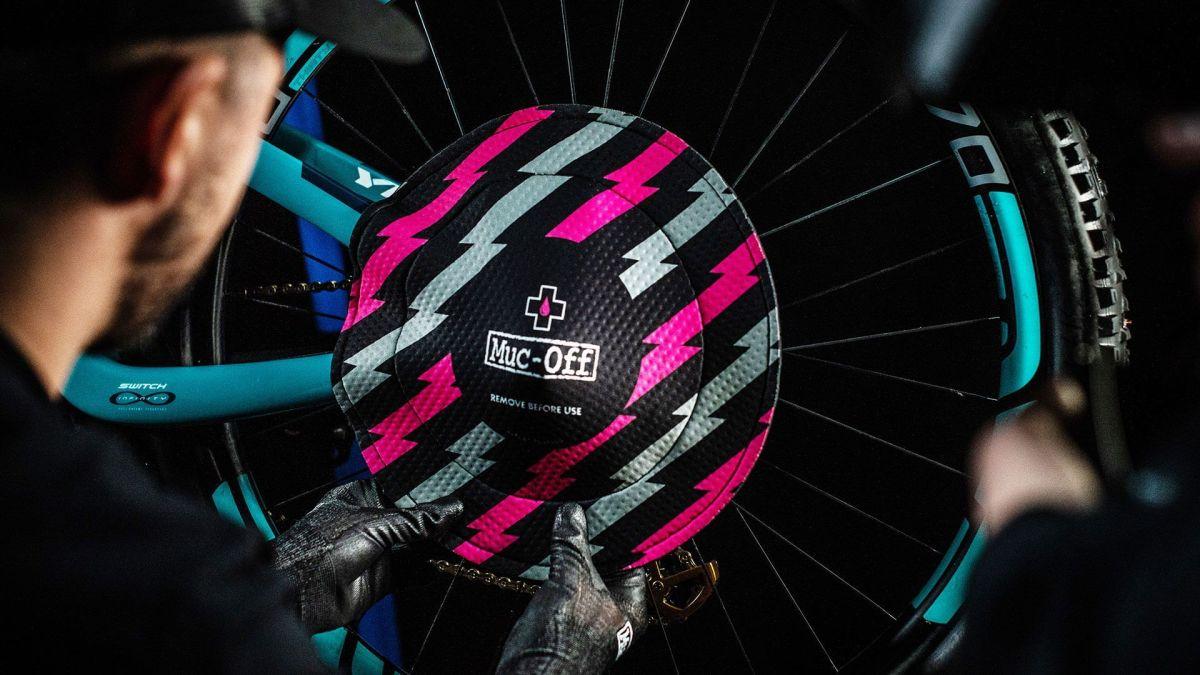 - Muc-Off Disc Brake Covers, pokrivalo za disk rotorje - OPTIBIKE
