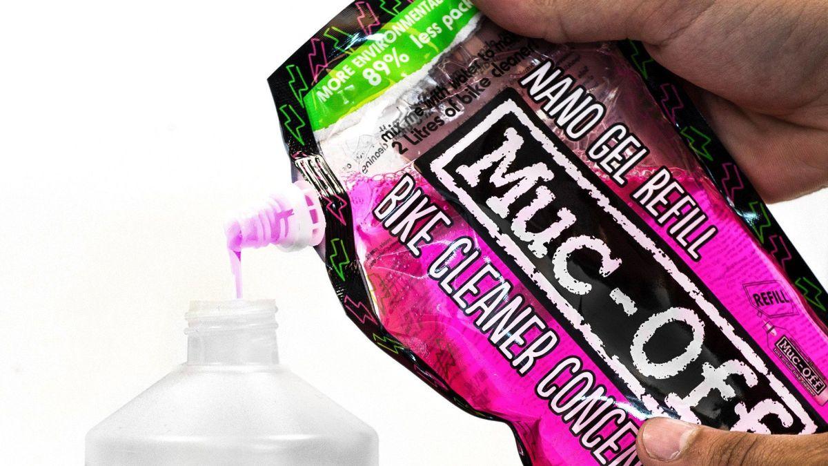 - MUC-OFF Nano Tech, koncentrat čistila za kolo 500ML - OPTIBIKE