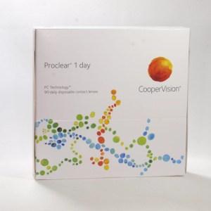 PROCLEAR 1 DAY caja de 90 lentillas