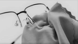 Cómo limpiar tus lentes