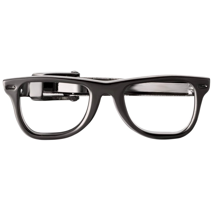 glasses tie clip