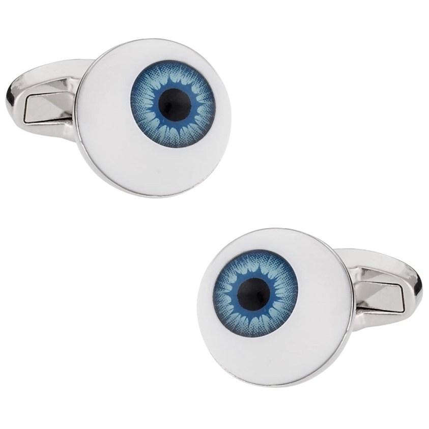 eye cufflinks