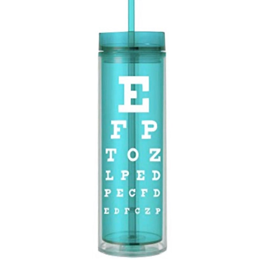 eyechart thermal tumbler