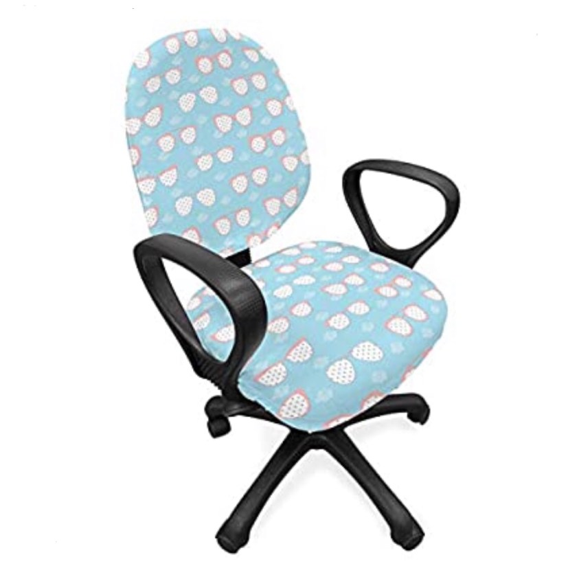 glasses office chair cover