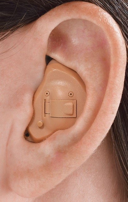 ITE hearing aid by Optical Palace