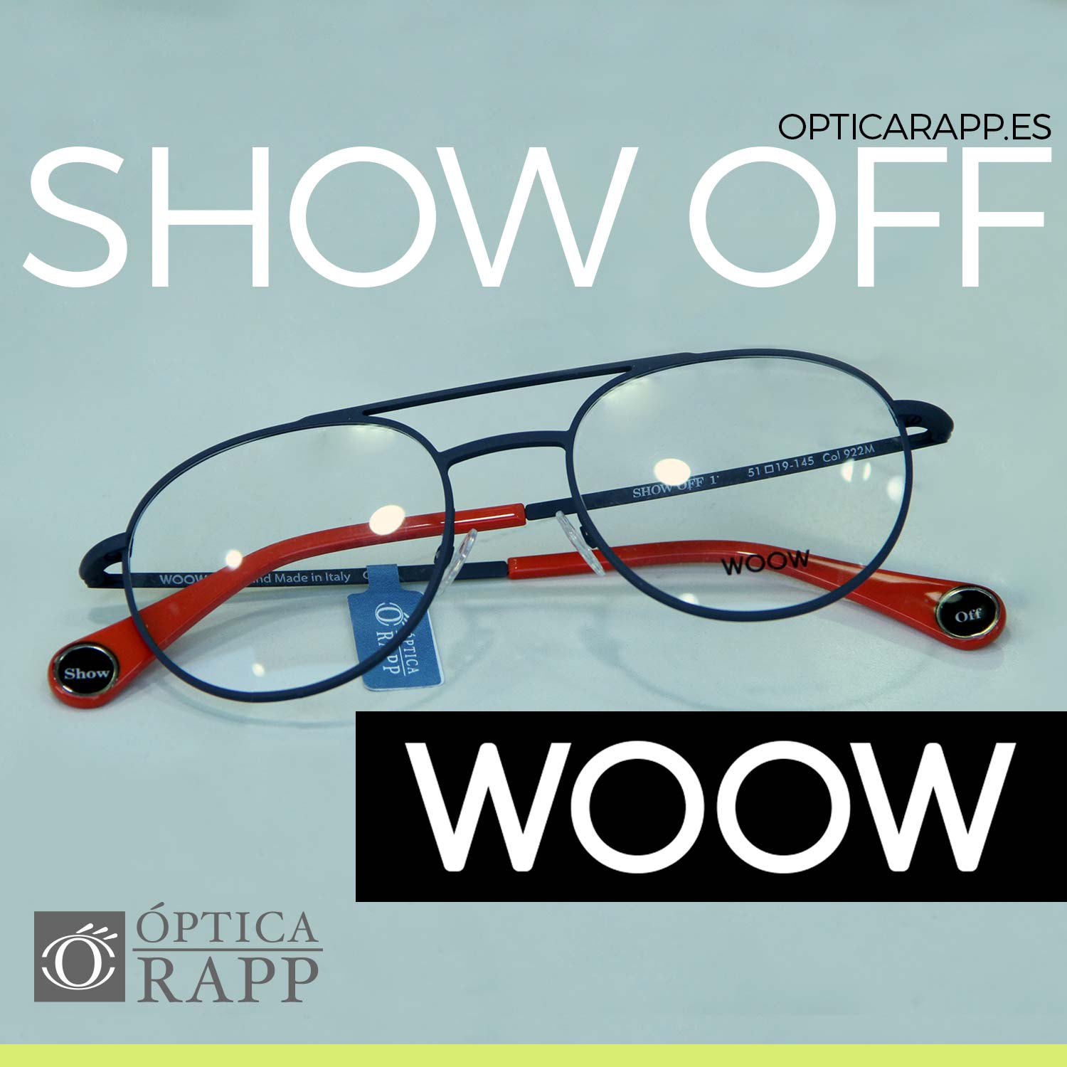 WOOW – Show Off