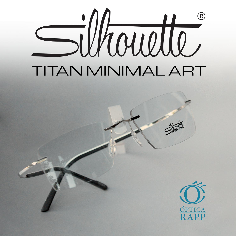 Silhouette Titan Minimal Art